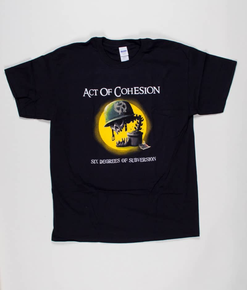 act-of-cohesion-six-degrees-of-subversion-t-shirt-guys