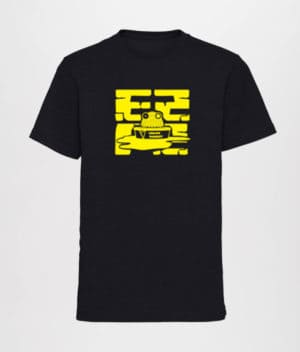 ComKean - Black EZPZ kids T-shirt (Boys)