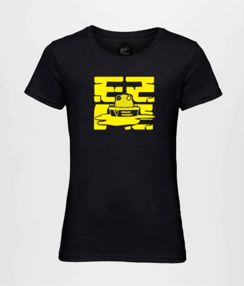 ComKean - Black EZPZ kids T-shirt (Girls)