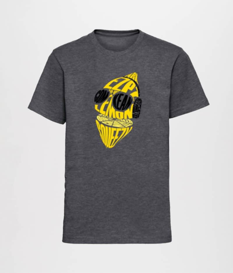 ComKean - Grey Squeeze kids T-shirt (Boys)