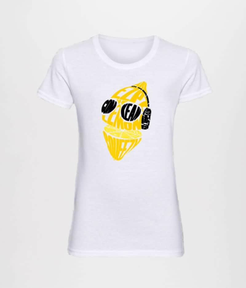 ComKean - White Squeeze kids T-shirt (Girls)