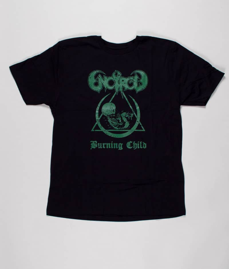 encyrcle-burning-child-t-shirt-green