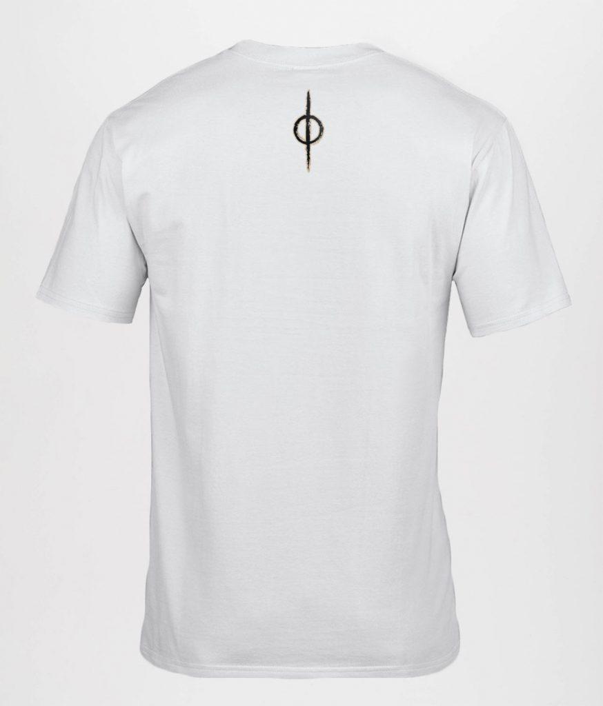 LIVLØS: Hvid Rot & Ruin T-shirt (Guys)