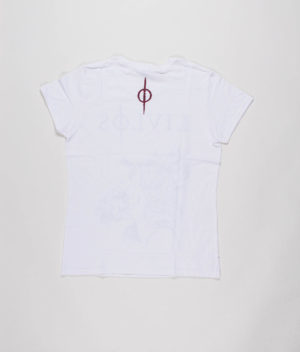 livløs-white-t-shirt-with-red-weredeer-girls-back
