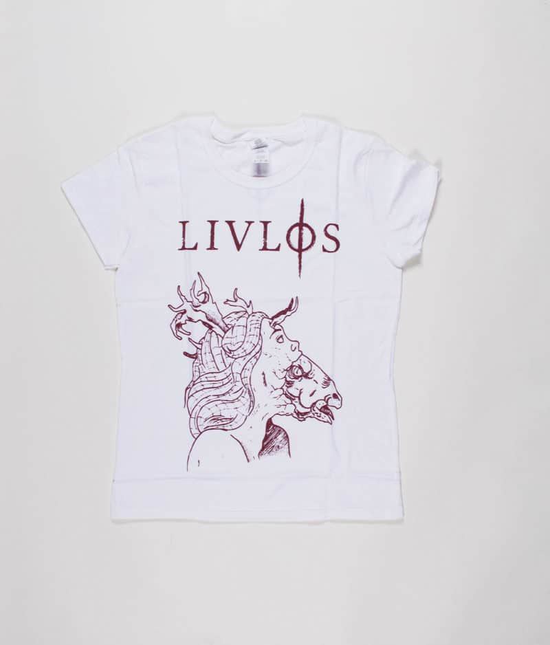 livløs-white-t-shirt-with-red-weredeer-girls-front