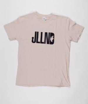 no-black-shirts-sandfarvet-t-shirt-med-jllnd-logo