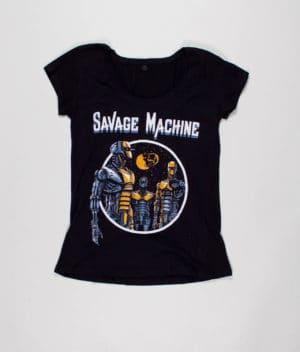 savage-machine-robots-t-shirt-girls