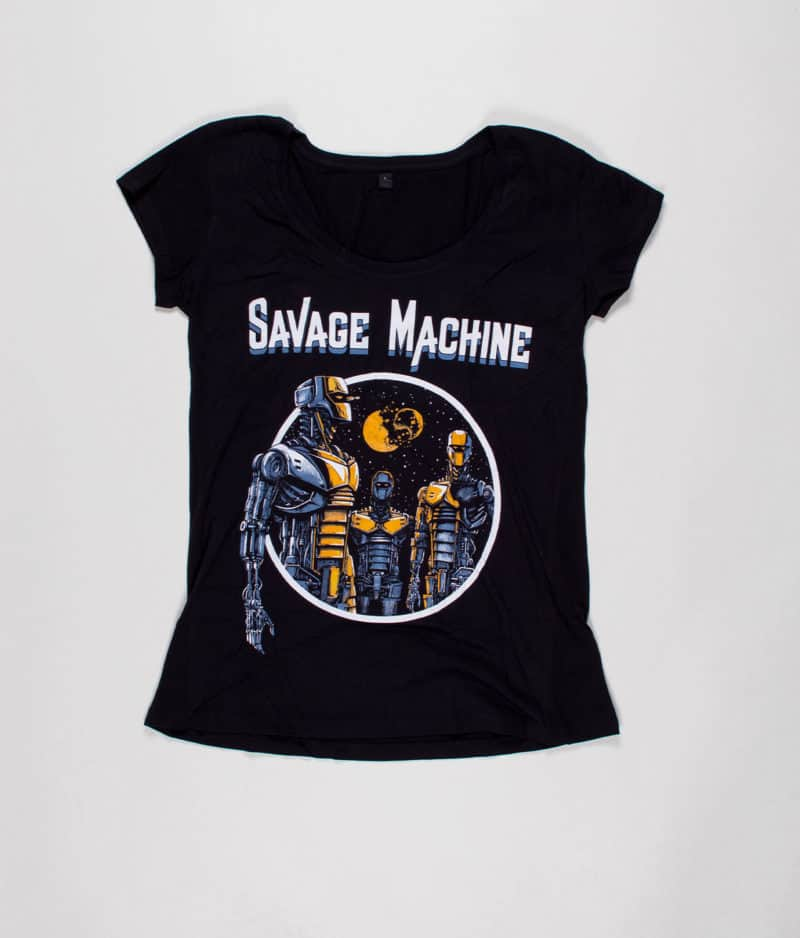 savage-machine-robots-t-shirt-girls