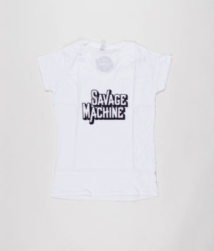 savage-machine-saw-t-shirt-girls-front