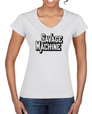 Savage Machine - Black logo (Girls)