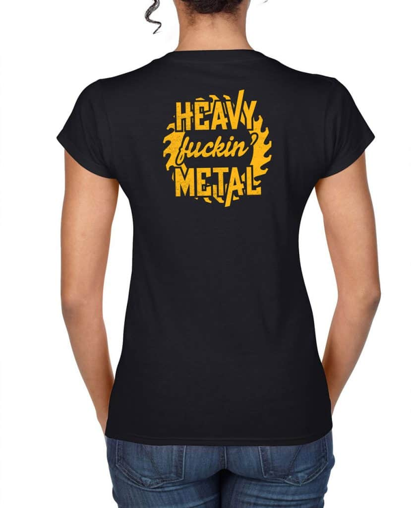 Savage Machine - Heavy fuckin' Metal (Girls)