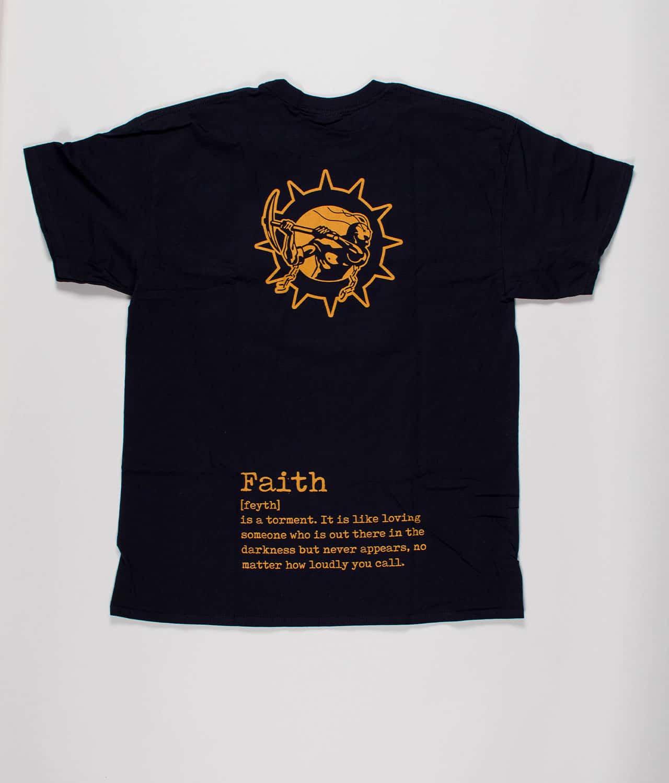 0dbfe6dfaf601 Soilwork - Faith T-shirt (Guys) – Merch City