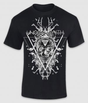 unseen-faith-skull-t-shirt