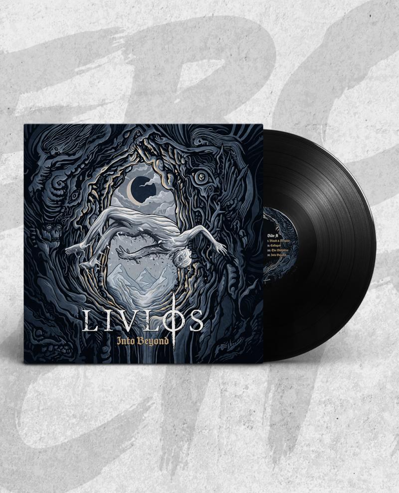 LIVLØS: Into Beyond Long Sleeve T-shirt + Vinyl