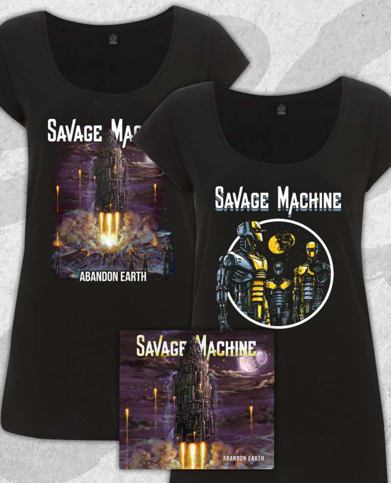 Savage Machine: Abandon Earth Mega Bundle (Girls)