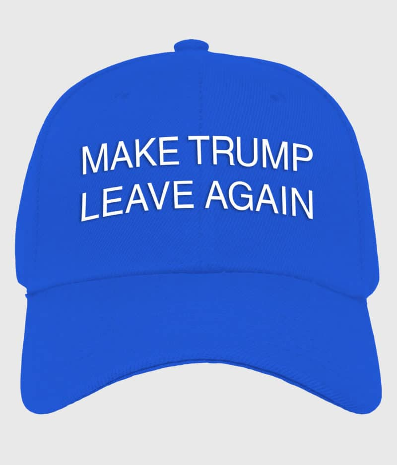 product-make-trump-leave-again-cap-blue