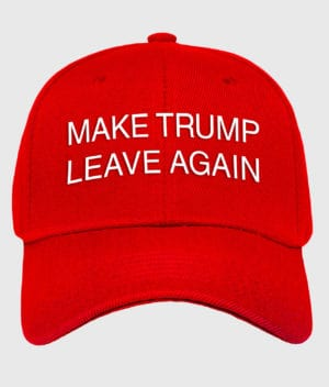 product-make-trump-leave-again-cap-red
