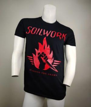 soilwork-tshirt stabbing-the-drama black