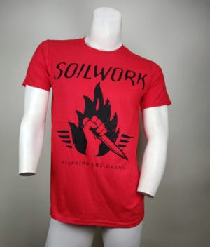 soilwork-tshirt stabbing-the-drama red