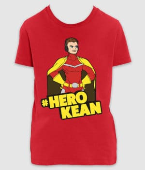 comkean-herokean-tshirt-mini creator-red-front