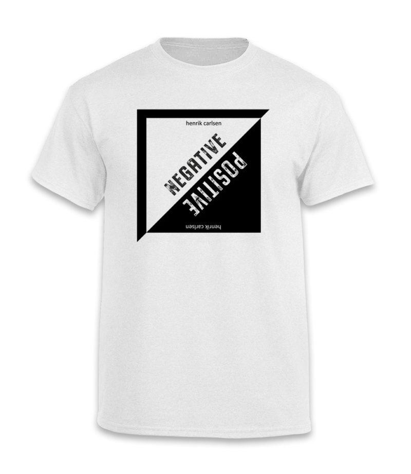 Henrik Carlsen - NEGATIVE / POSITIVE T-shirt