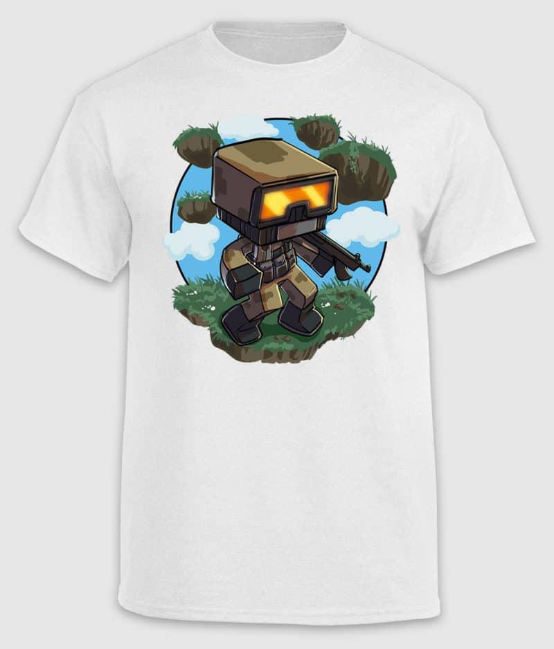 Zagi - Avatar T-shirt - White