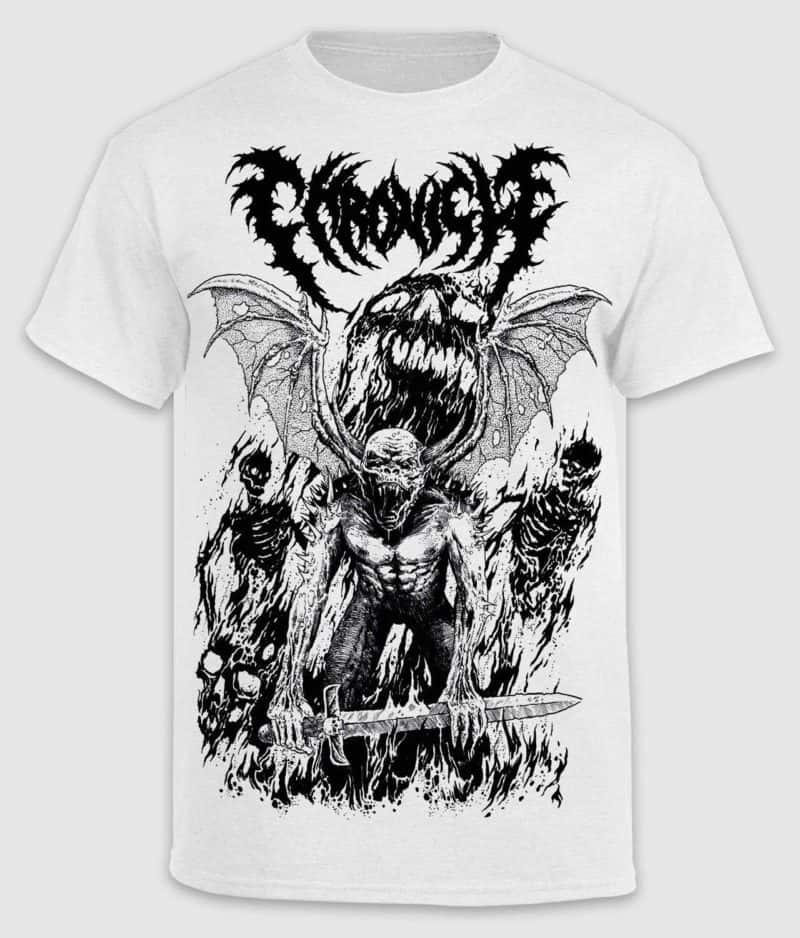 Chronicle - Fallen One T-shirt