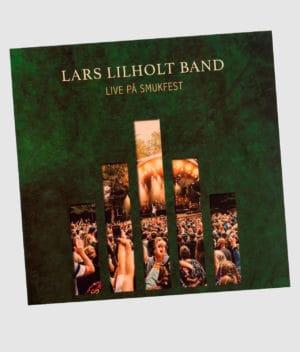 Lars Lilholt Band - Live Fra Smukfest (CD)