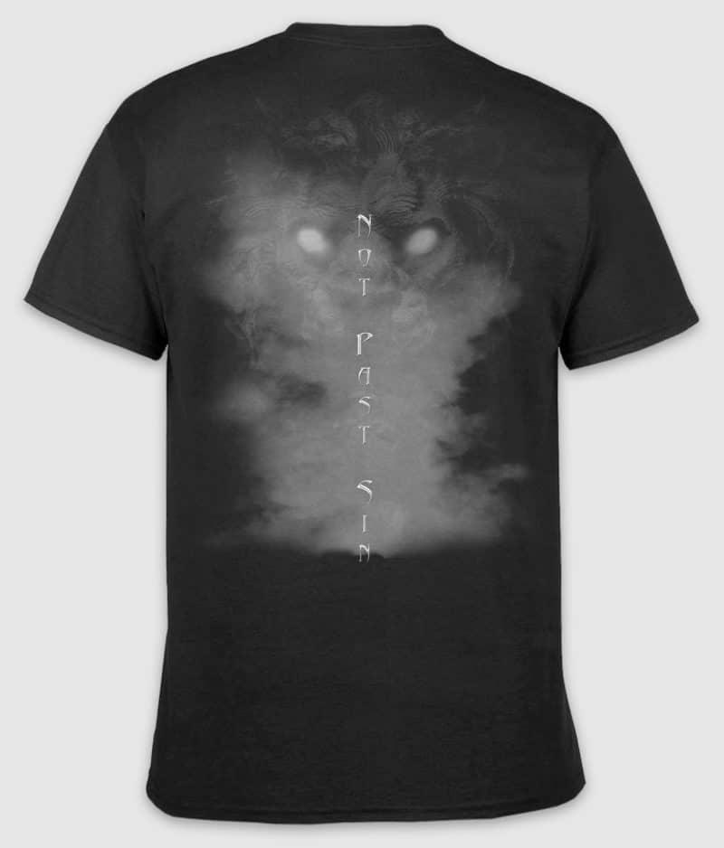 Sinnrs - Lion T-shirt - Back