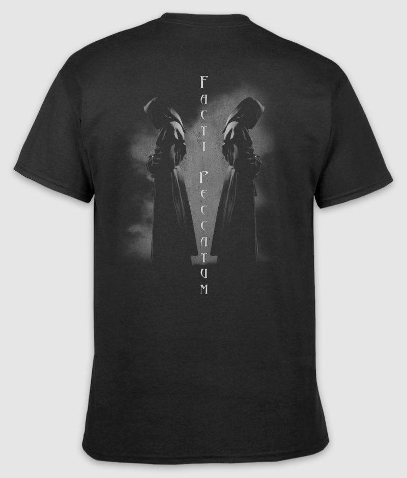 Sinnrs - Peccatum T-shirt - Back