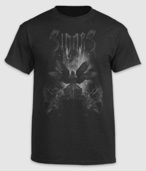 Sinnrs - Peccatum T-shirt - Front