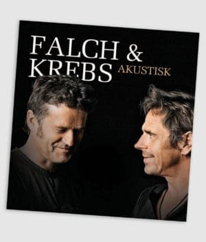 Falch & Krebs - Live Akustisk CD