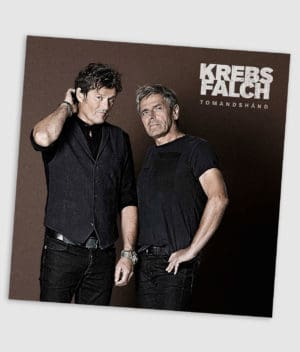 Krebs/Falch - Tomandshånd CD
