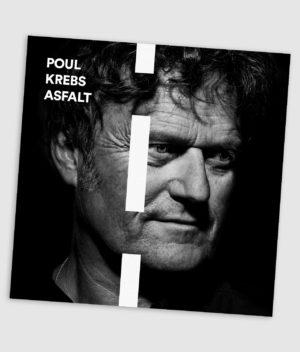 Poul Krebs - Asfalt Vinyl