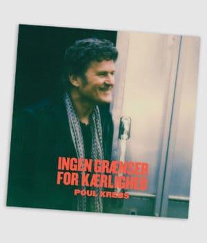 Poul Krebs - Ingen Grænser for Kærlighed CD