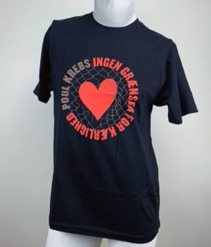 Poul Krebs- Ingen Grænser for Kærlighed T-shirt