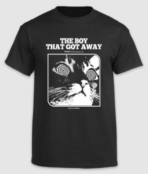 The Boy That Got Away - Colossus T-shirt