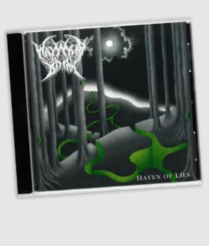 wayward dawn-cd-haven of lies-front