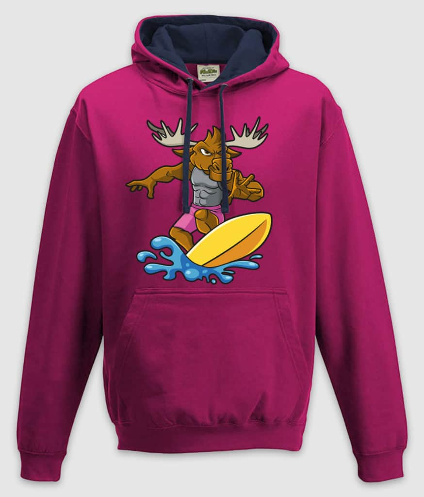 dme-surf elg-hoodie-jh003-hot pink french navy-mockup