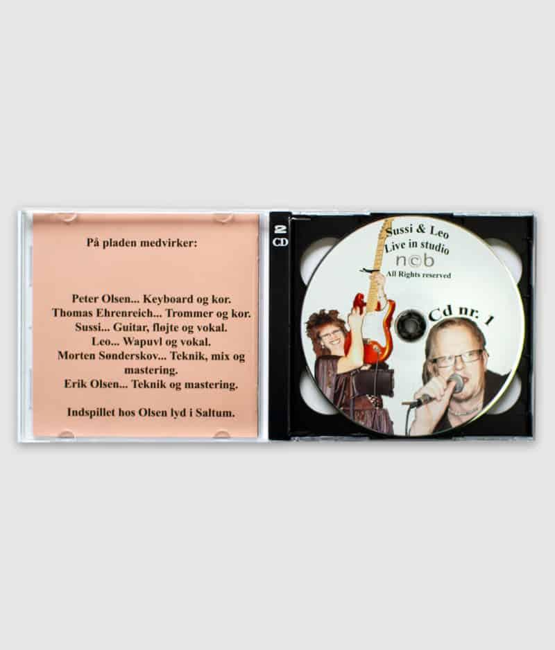 sussi leo-cd-live in studio-open