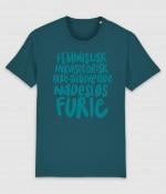 Det Kulørte Udvalg - Feministisk furie T-shirt