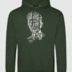 gaffa-hoodie-heroes-david-forest green-mockup