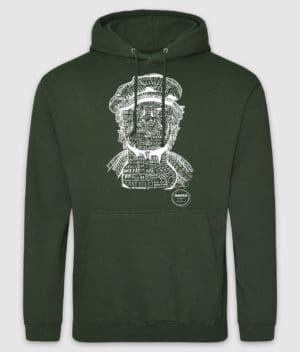 gaffa-hoodie-heroes-kim-forest green-mockup