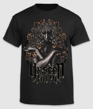 unseen faith-tshirt-evoke-black-front