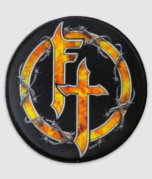 furious trauma-ft circle-patch